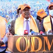 ODMs David Were Takes Early Lead In Matungu In A By-election Marred By Lawlessness