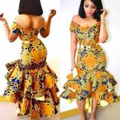 10 beautiful Ankara gowns for every lover of fashion