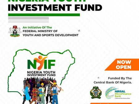 Nigerian govt begs youths to access N75bn intervention fund