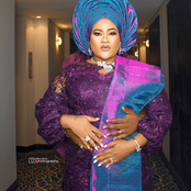 Can You Guess The Person Behind Her? Popular Actress, Nkechi Blessing is Getting Married (PHOTOS)