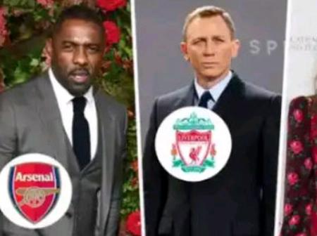 Famous Celebrities and Their Favorite Football Clubs.