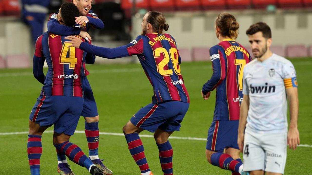 PRONOS PARIS RMC Le buteur du jour du 11 mai - Liga - Espagne