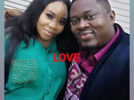 Ignorance Kills Love, Actor Muyiwa Ademola Says, As He Shares Loved Up Photos With Actress Wunmi.