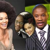 Mzansi's celebrity exes who co- parent successfully.