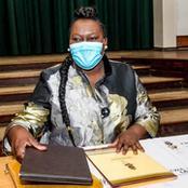 KwaZulu-Natal health MEC explained why she hasn't been vaccinated yet
