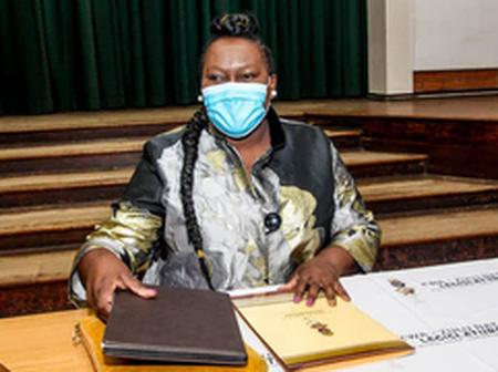 KwaZulu-Natal health MEC explained why she hasn't been vaccinated yet