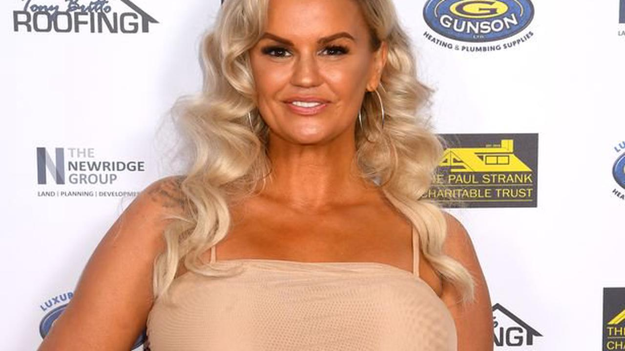 Kerry Katona 'gutted' she wasn't asked to sing on Atomic Kitten's football song