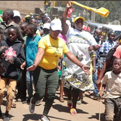 Netizens React After Spotting Underage Children in Ruto's Rally at Gatanga