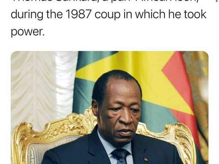 Thomas Sankara one and only true African revolutionary hero - OPINION