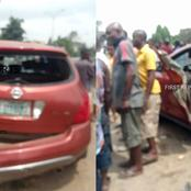 Rev Ntia in ghastly motor accident (Photos)