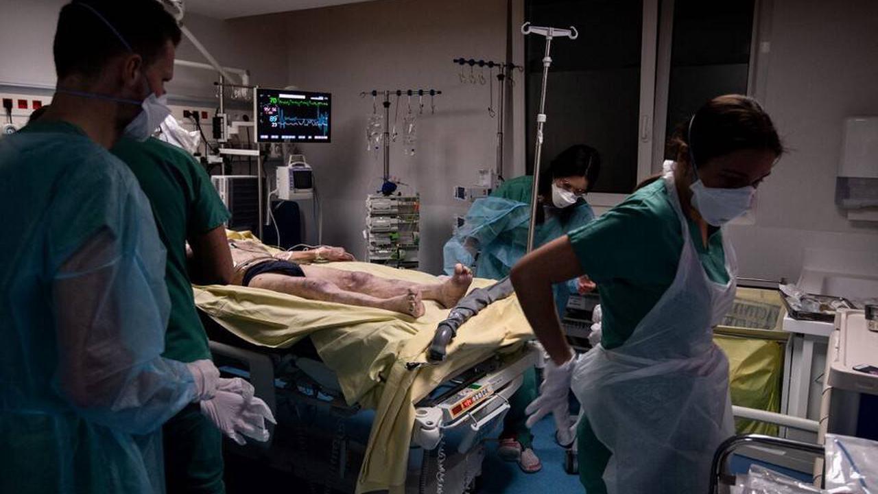 La pression sur l'hôpital poursuit sa décrue