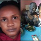 Remember The Lady Who Transformed A Drug Addict Man To A Normal Person, See Her Cute Recent Photos