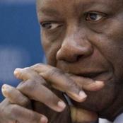 Alassane Ouattara Perd son ami et est inconsolable