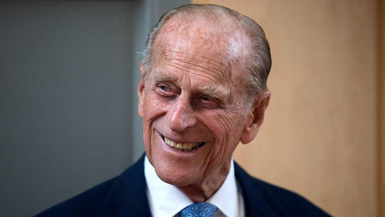 The Queen honours Prince Philip's most trusted aides in the most special way