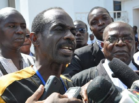 The NPP members are frightened over my appointment to the Parliamentary Service Board-Asiedu Nketia