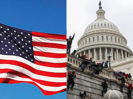 USA Capitol Attacked again as Security Officer dies, another Officer Injured (Video)
