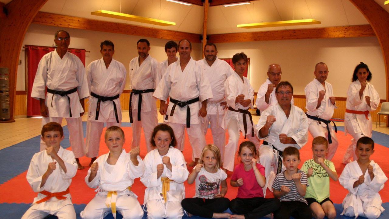 L'heure de la reprise a sonné pour les amateurs d'arts martiaux