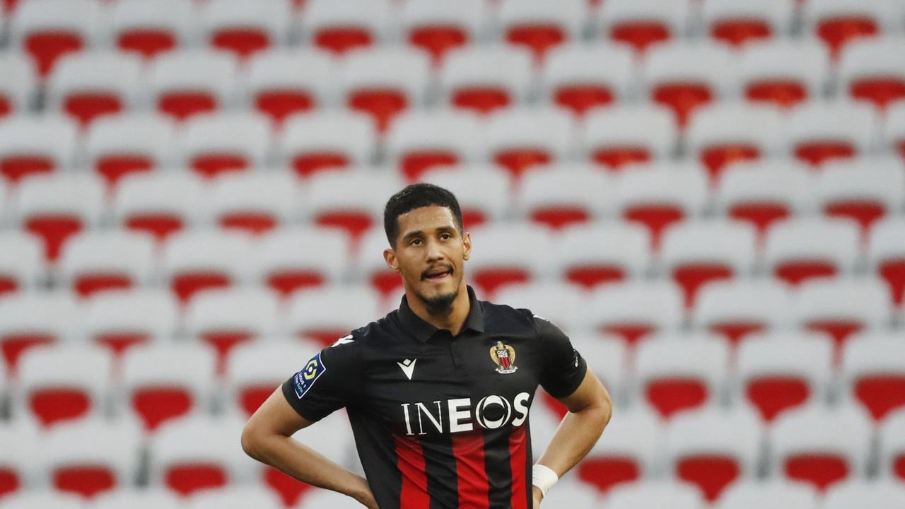 Newcastle transfer update on Saliba