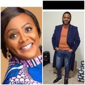 Helen Paul Shows Off Her Husband, Says,