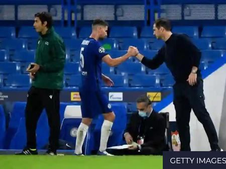Jorginho's agent gives update on player's contract situation