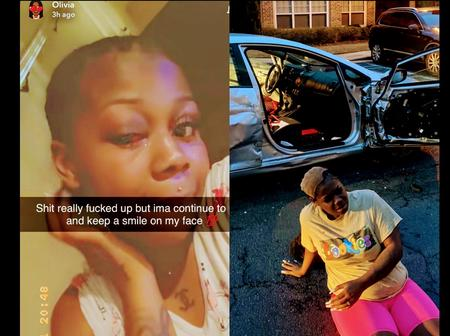 'This Morning At 6am My Sister's Boyfriend Came To My House, Beat And Kidnapped Her, -Lady Narrates