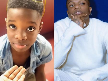 Hours After Wizkid's Son, Boluwatife Claim His Dad is The Greatest Artiste, See What Fans Are Saying