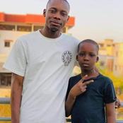 Voici la photo de Sidiki Diabaté en compagnie de son fils