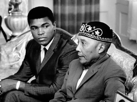 Malcom X: The Man Who Gave Muhammad Ali His Name