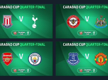 Arsenal, Man Utd face tough opponents in the Carabao cup quarter final check full draw