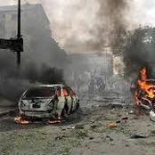 Somalia: 20 People Reportedly Perish After Car Bomb Explosion Allegedly Planted By Al-Shabaab Terrorists