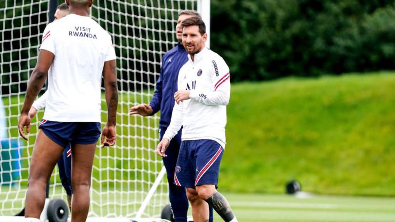 PSG : tout va bien entre Messi et Pochettino
