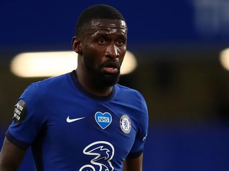 Antonio Rudiger starting alongside Reece James, Zouma and Chilwell against Rennes is possible.