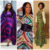 Checkout These Fashionable Adire Styles; That Will Make You Look Elegant And Classy In Any Occasion