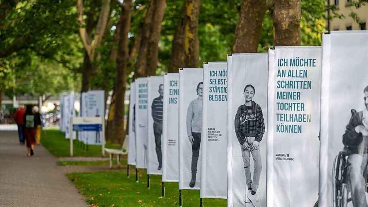 Portraits am Freiburger Uniklinikum zeigt Wünsche und Träume von Patientinnen und Patienten