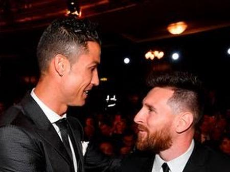 Champions league Draw: Ronaldo to clash with Messi