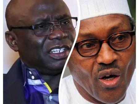 Former Presidential Running Mate To Buhari Sends Strong Message To Him. See What He Told Him