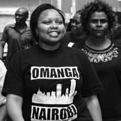 Senator Millicent Omanga Ni Mama Miradi Kweli, Her Current Actions Earn Her Attention