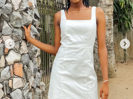 Meet the beautiful Nigerian teen actress who is already verified by Instagram.(photos)