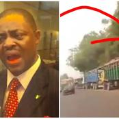 Fani-Kayode Blows Hot, See What He said Concerning The Issue Of Food Blocking From North To South