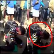 Man Breaks Down After He was Coned Huge Amount of Money on Nairobi Streets Using New Trick- VIDEO