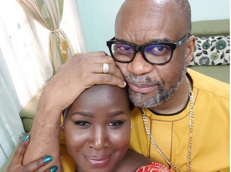Mapenzi Nayo; Singer Emmy Kosgei Elated After Her Husband Checked On Her, Admits She's Truly Loved