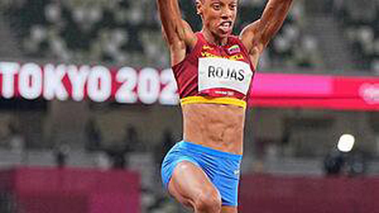 Yulimar Rojas Dreisprung-Olympiasiegerin mit Weltrekord
