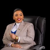 See how Reverend Lucy Natasha's PHD is Bearing Fruits across the World