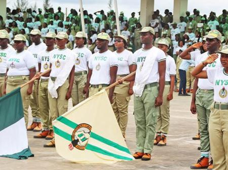 UPDATE: NYSC Batch B Stream 1B 2020