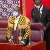 Alban Bagbin, Otumfuor, others will take the vaccine first; Akufo Addo.