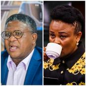 JUST IN: Bad News For Fikile Mbalula As Public Protector Opens A Case Of Crimen Injuria