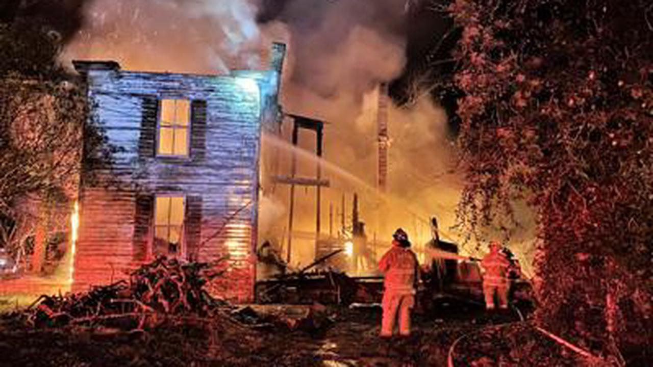 Macon man dies in Christmas morning fire