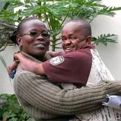 Meet Inspekta Mwala's Real Wife and Children (PHOTOS)