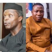 Today's Headlines: DSS Denies Arrest Attempt On Igboho, Osibanjo Urges CBN to Rethink Crypto Ban