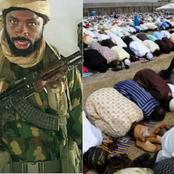 Read What Boko Haram Did To Muslims During Ramadan Prayer